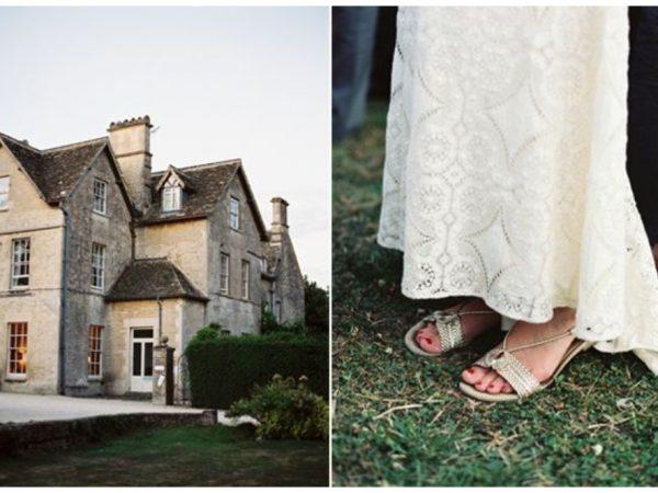 งานแต่งงานในชนบทของ WILTSHIRE ที่ผ่อนคลาย
