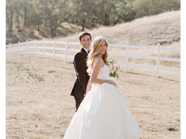 งานแต่งงานแบบเรียบง่ายที่ DURHAM RANCH